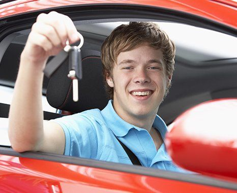 driving school instructor