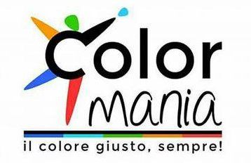 colorificio colormania logo