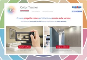 simulatore virtuale Color Trainer