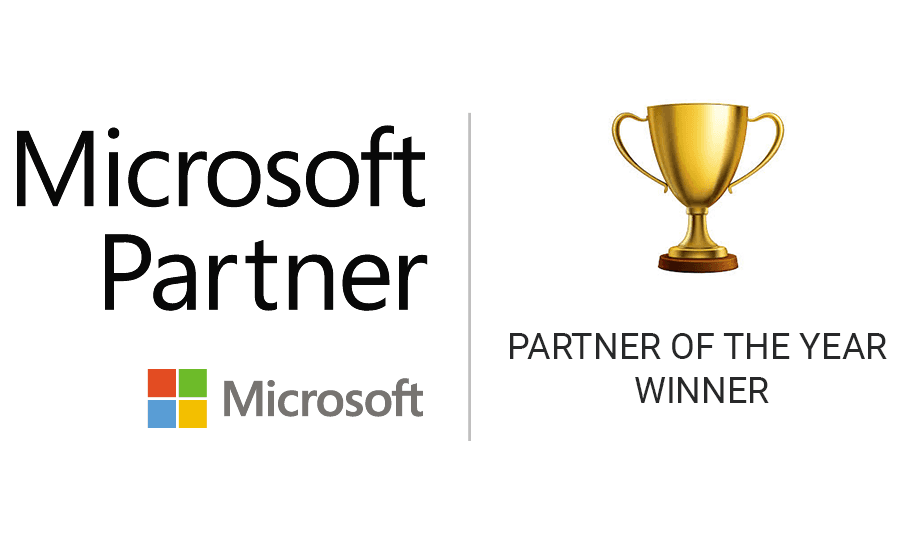 Microsoft Partner of the Year Logo