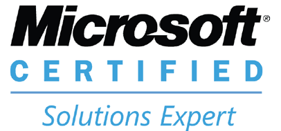 Microsoft Certified Solution Expert Logo