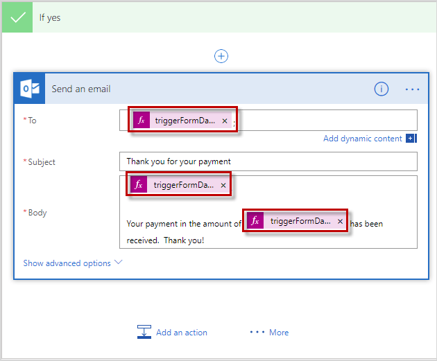 Microsoft Flow: Routing PayPal Transactions to SharePoint