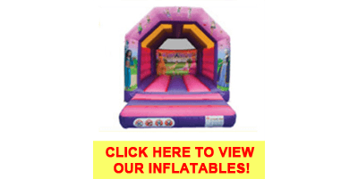 Inflatables for hire