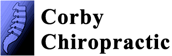 Corby Chiropractic logo