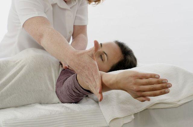Specialist chiropractic manipulations