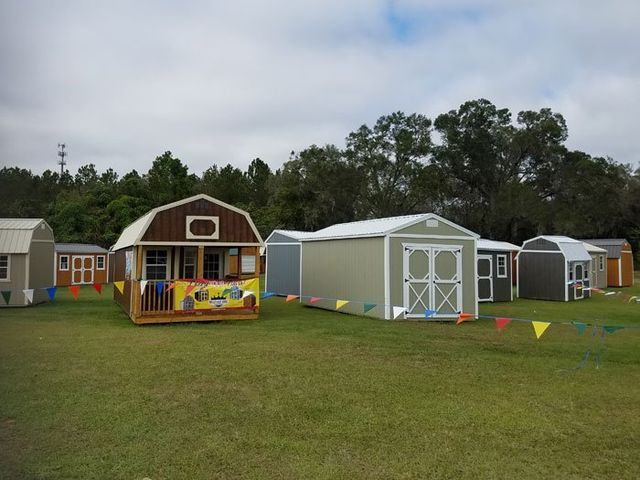 Storage Sheds Gainesville FL & Farm Supplies Gainesville FL | Hay Supply Storage Sheds u0026 Utility ...