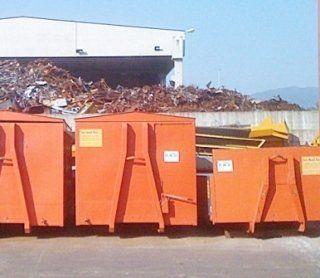 componenti usati di autoveicoli, demolizioni, demolizioni industriali