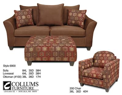 Sofa And Loveseat $599