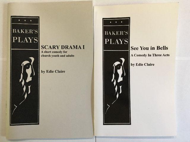 Edie Claire Books