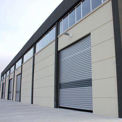 commercial shutter repair