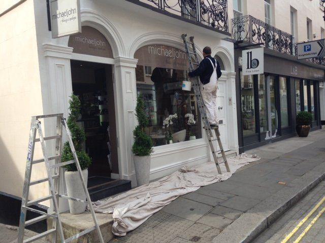 Painter and Decorators - Northampton - T Board Decoration Ltd - Village Halls