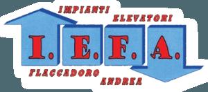 I.E.F.A. -logo