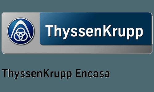 thyssenKrupp -Logo