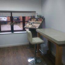Jenny's studio