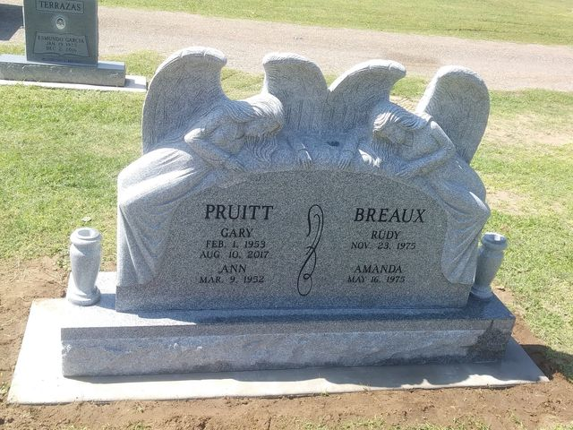 Custom Monuments For San Angelo Tx Grave Markers