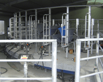 Dairy equipment and effluent management  in the Bay of Plenty
