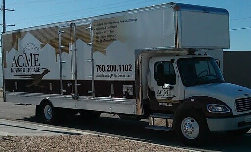 Shipping Amp Storage Services Palm Desert Ca Acme