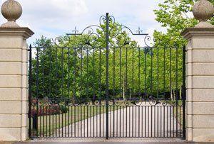 Gate and railing fabrication