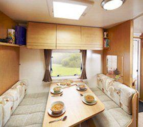 New caravan - Saxmundham, Suffolk - David Hope Caravans - Interior