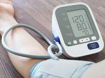misuratore per pressione sanguigna