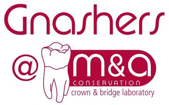 Gnashers m & a Logo