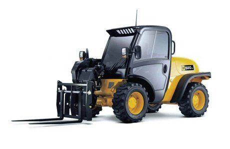 JCB 520 machine