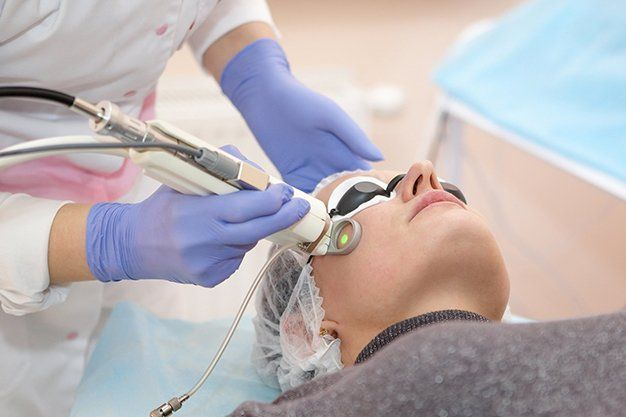 Non - Surgical | FCS Weatherford | Laser Treatments