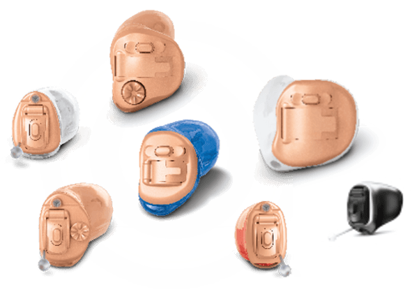 Phonak Hearing Aid Products