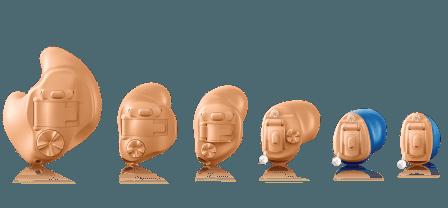 Unitron Custom-Made Hearing Aids