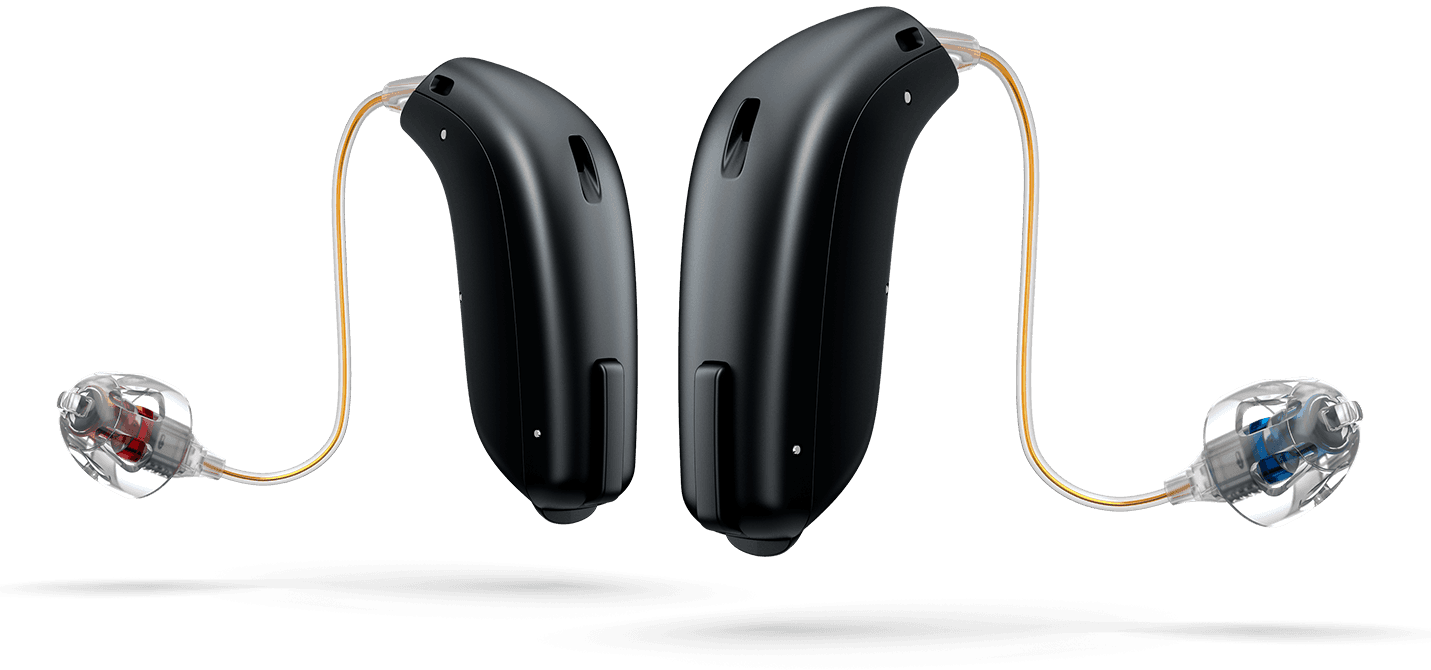 Oticon OPN in Diamond Black