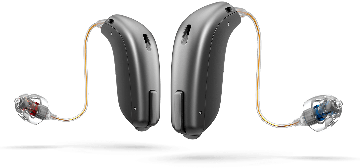 Oticon OPN Steel Grey
