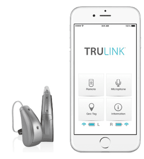 Starkey Halo iPhone Hearing Aids