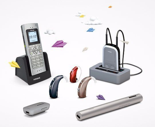 Phonak Wireless Accessories