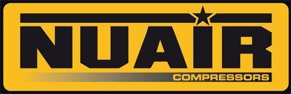 logo nuair compressors
