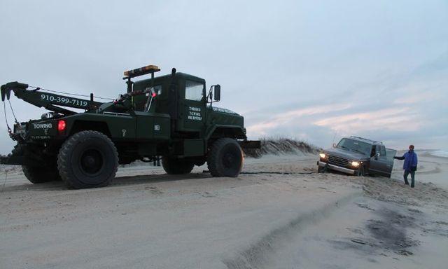 Tow Service Wilmington, NC
