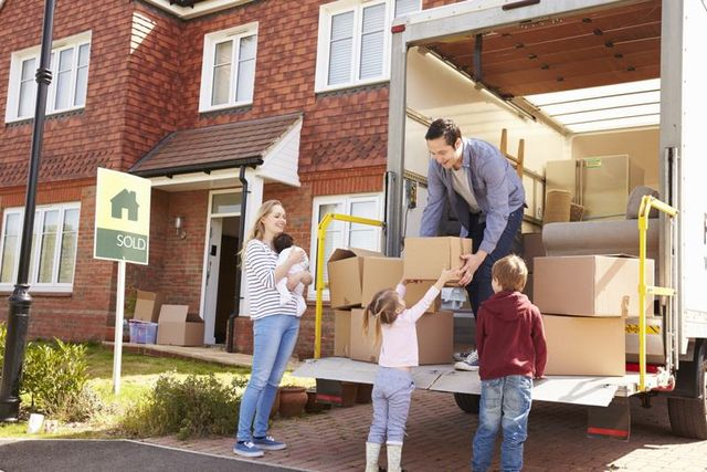 A Record Year for Home-movers in the UK