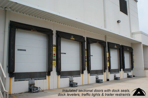 Superbe Factory Overhead Door   Overhead Door Installation In Hickory, NC
