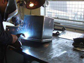 bespoke steelwork - Ryedale, North Yorkshire - Ryedale Steel Fabrications - steel components