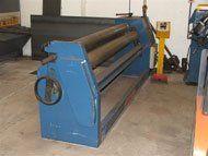 steel fabrication - Ryedale, North Yorkshire - Ryedale Steel Fabrications - roller
