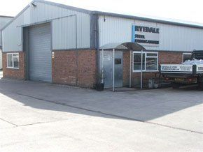 steel fabrication - Ryedale, North Yorkshire - Ryedale Steel Fabrications - our facilities