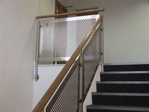 steel fabrication - Ryedale - Ryedale Steel Fabrications - staircase