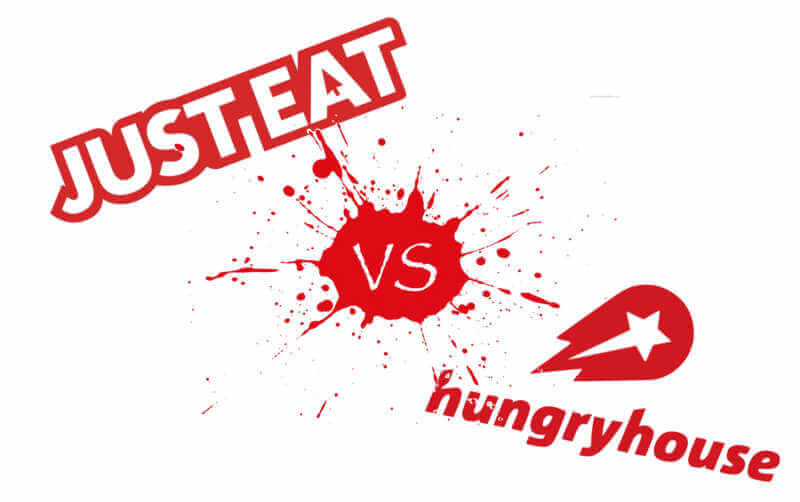 Just Eat vs HungryHouse
