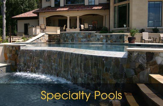 specialty pools Charlotte NC