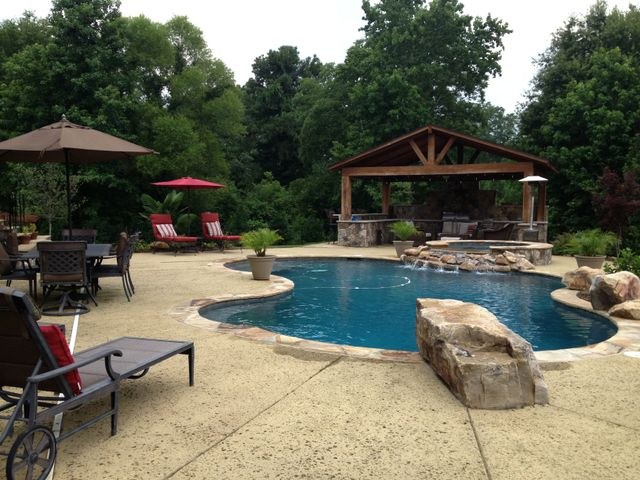 Services Aloha Pools Inc Charlotte Lake Wylie