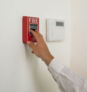 Electronic security systems - Aberdeen - Nova Alarm Company Ltd - Fire alarms