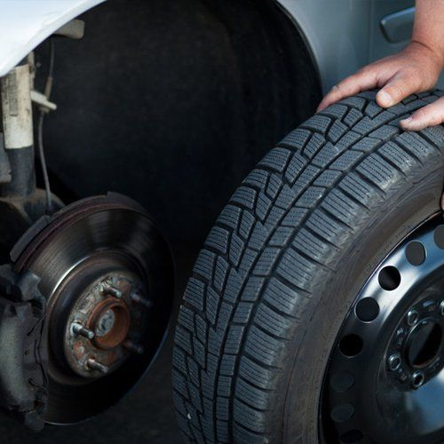 Tyre and puncture repair