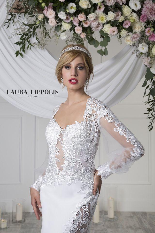 f3bb1658f77e abito da sposa di Laura Lippolis spose a Putignano