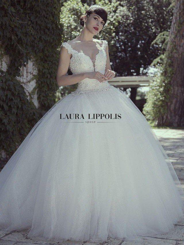 3ae115aa5be0 abito da sposa di Laura Lippolis spose a Putignano