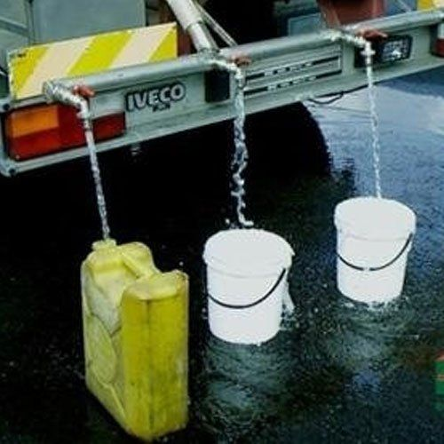 secchi per trasporto acqua potabile