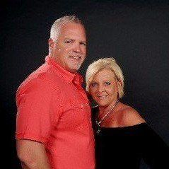 pastor gary and his wife Angy
